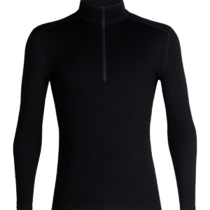 ICEBREAKER 260 Tech Long Sleeve Half Zip Homme