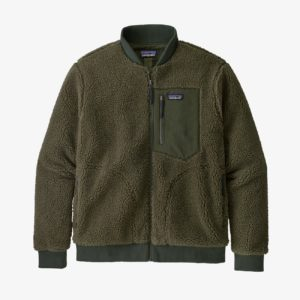Men's Retro-X® Fleece Bomber Jacket