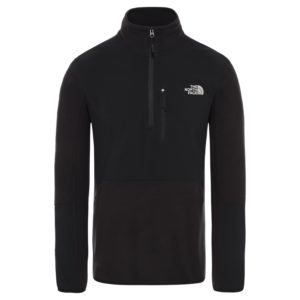 THE NORTH FACE PULL-OVER EN POLAIRE 1/4 HOMME