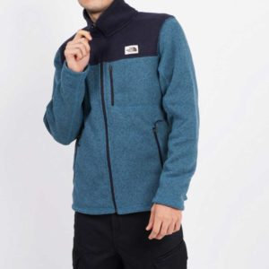 THE NORTH FACE POLAIRE ZIPPÉE GORDON LYONS HOMME