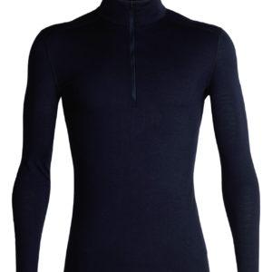 ICEBREAKER 200 Oasis Long Sleeve Half Zip Homme