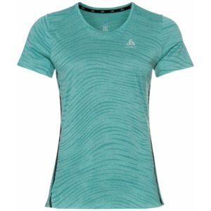 ODLO T-shirt de running ZEROWEIGHT ENGINEERED CHILL-TEC pour femme